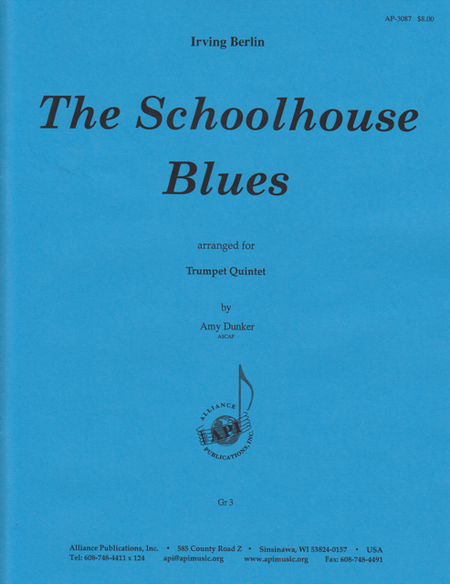 The Schoolhouse Blues