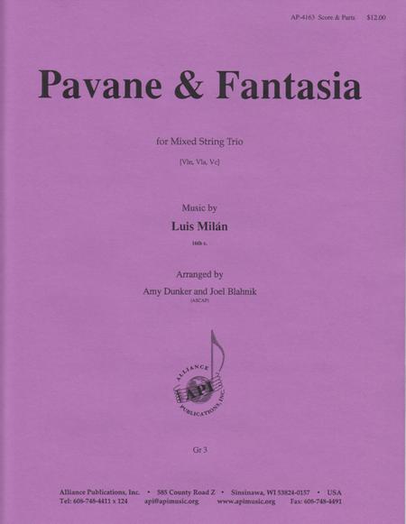 Pavane and Fantasia, Luis Milan