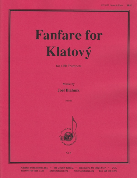 Fanfare for Klatovy