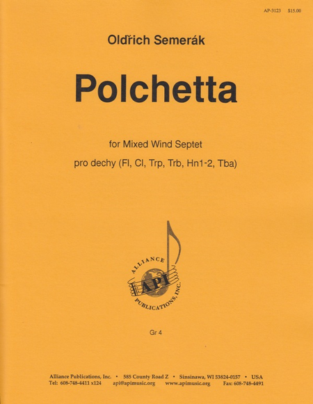 Polchetta for Mixed Wind Ensemble