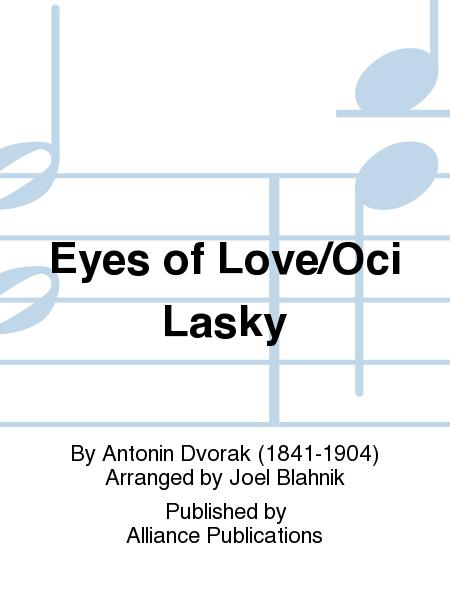 Eyes of Love/Oci Lasky