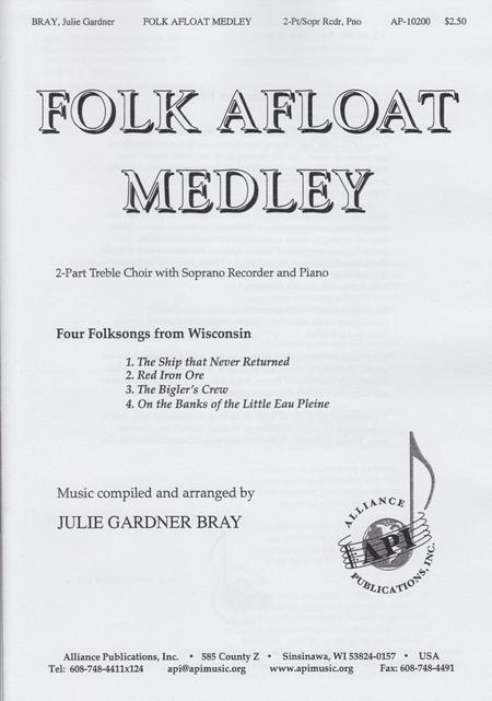 Folk Afloat Medley
