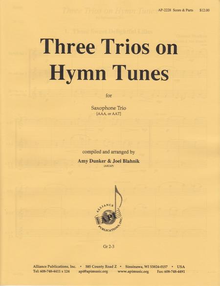 Three Trios on Hymn Tunes