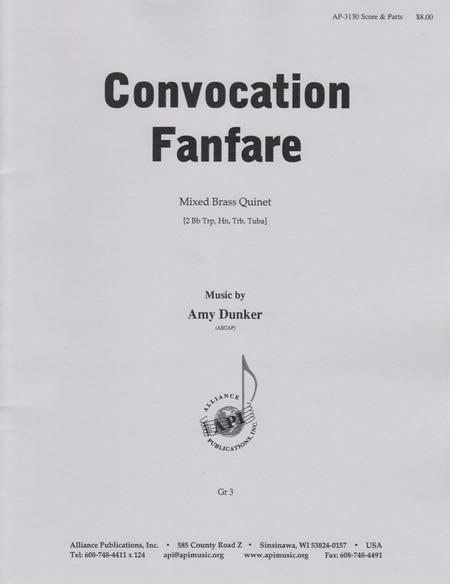Convocation Fanfare