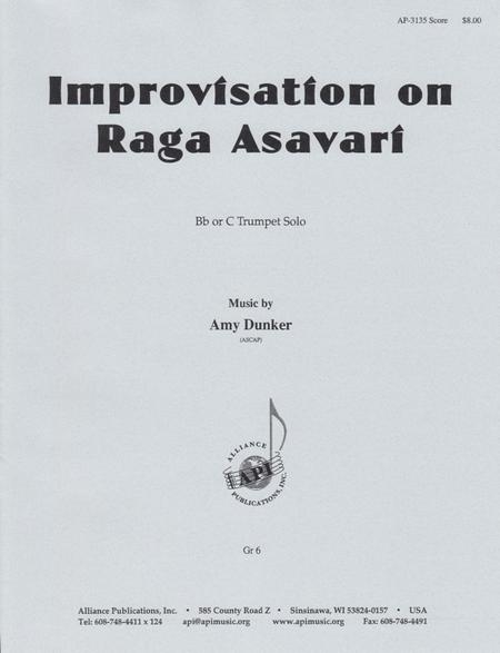 Improvisation on Raga Asavari
