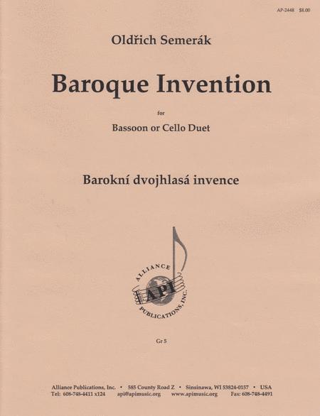 Baroque Invention