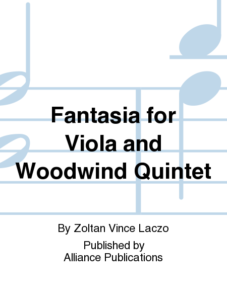 Fantasia for Viola and Woodwind Quintet