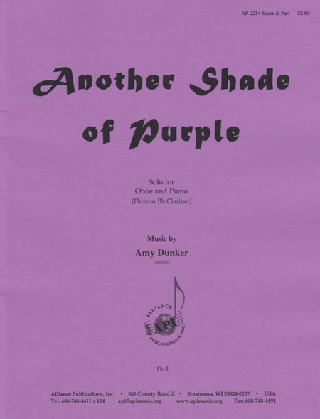 Another Shade of Purple