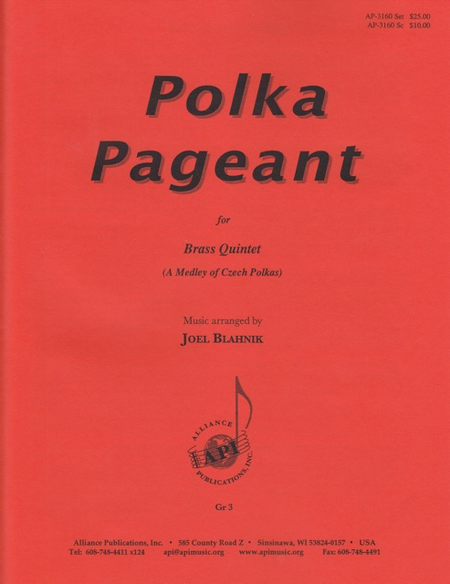 Polka Pageant