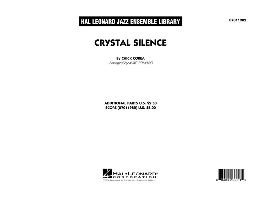 Crystal Silence - Full Score