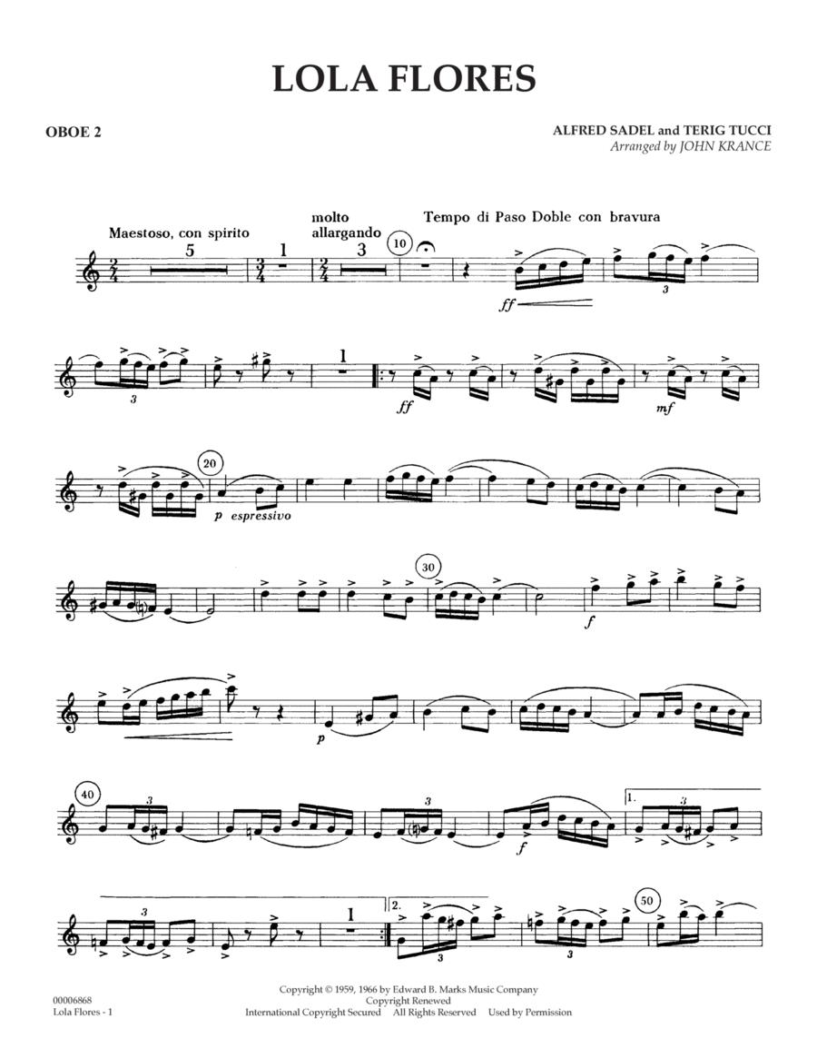 Lola Flores - Oboe 2