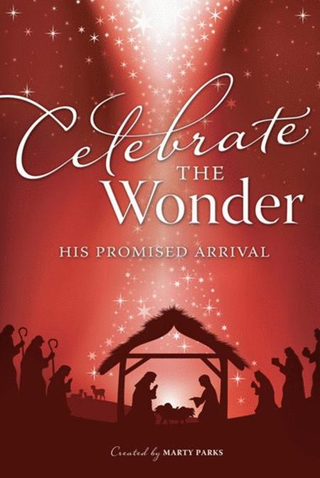 Celebrate The Wonder (Listening CD)