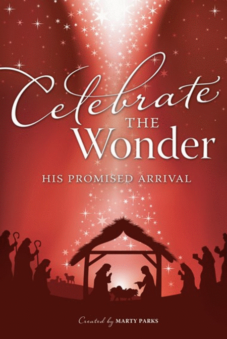 Celebrate The Wonder (Accompaniment DVD)