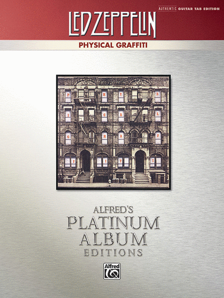 Led Zeppelin -- Physical Graffiti Platinum Guitar