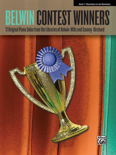 Favorite Contest Winners -- Summy-Birchard & Belwin, Book 2