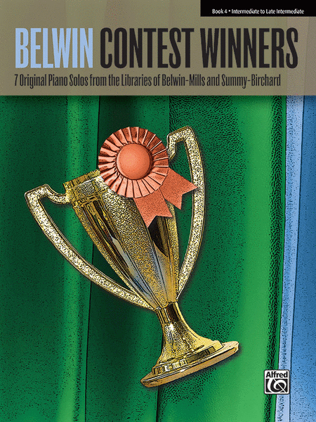 Favorite Contest Winners -- Summy-Birchard & Belwin, Book 4