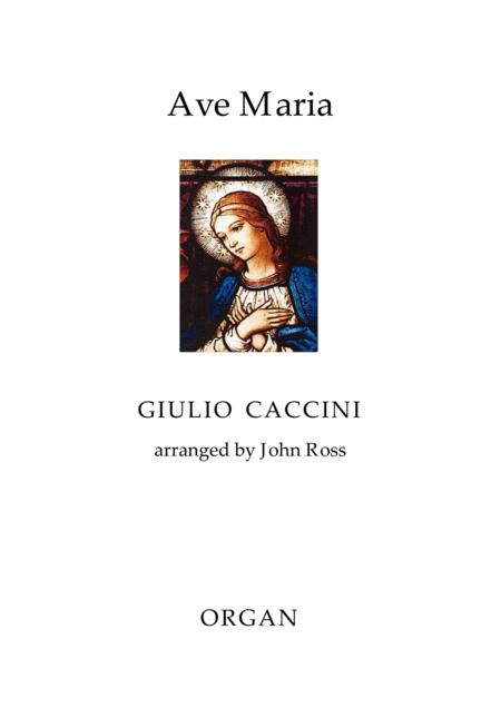 Ave Maria (Organ)