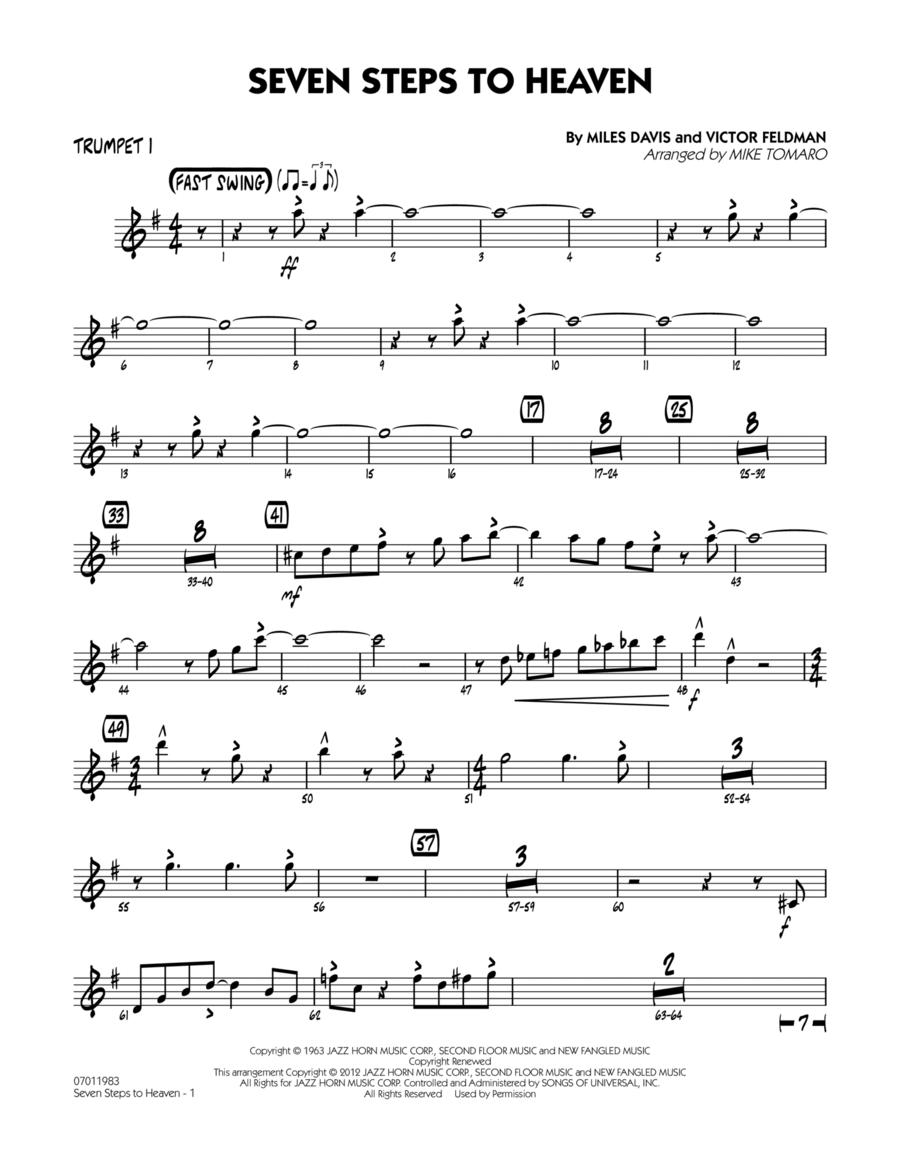 Seven Steps To Heaven - Trumpet 1