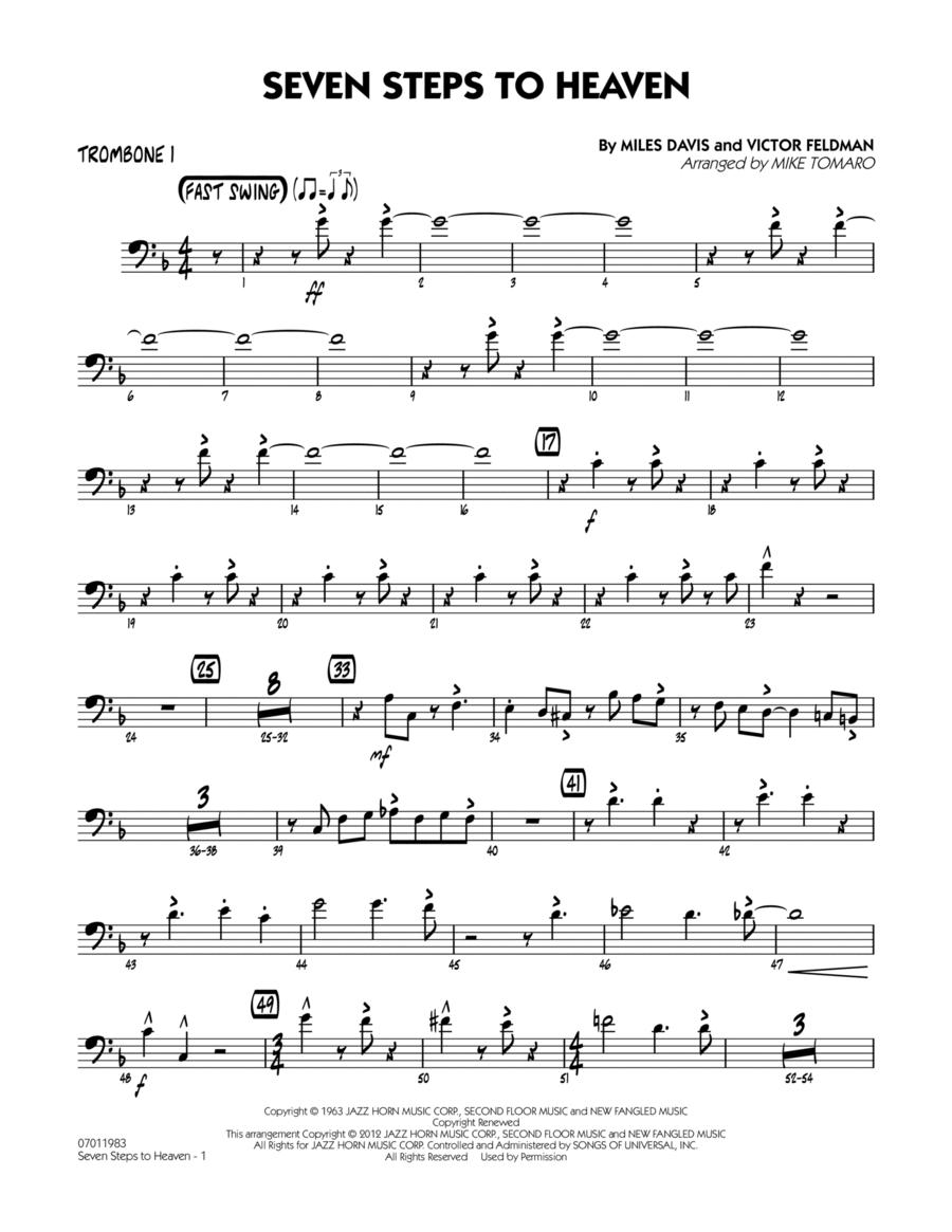 Seven Steps To Heaven - Trombone 1