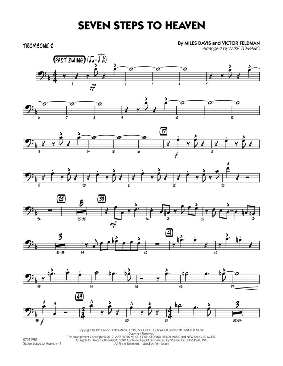 Seven Steps To Heaven - Trombone 2