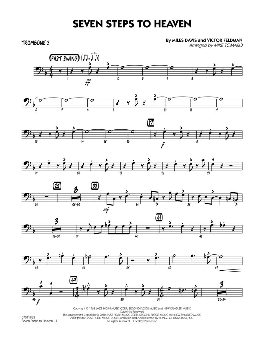 Seven Steps To Heaven - Trombone 3