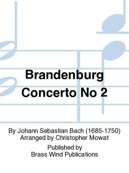 Brandenburg Concerto No 2