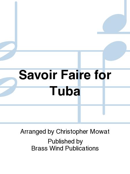 Savoir Faire for Tuba