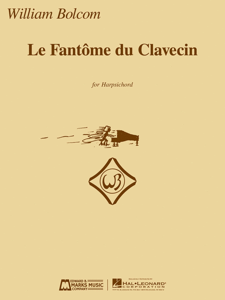 William Bolcom - Le Fantome du Clavecin