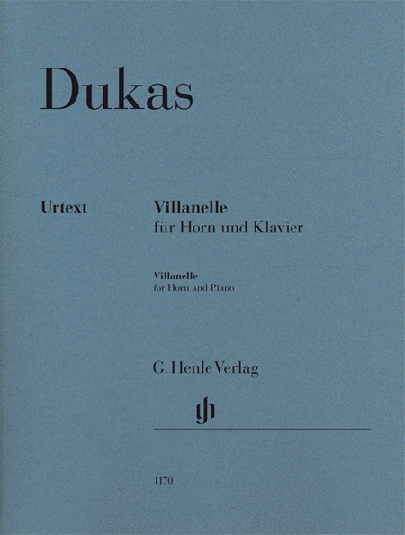 Paul Dukas - Villanelle