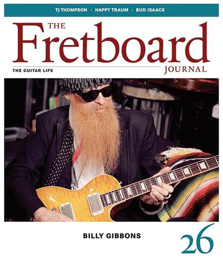 Fretboard Journal Magazine - Summer 2012 #26