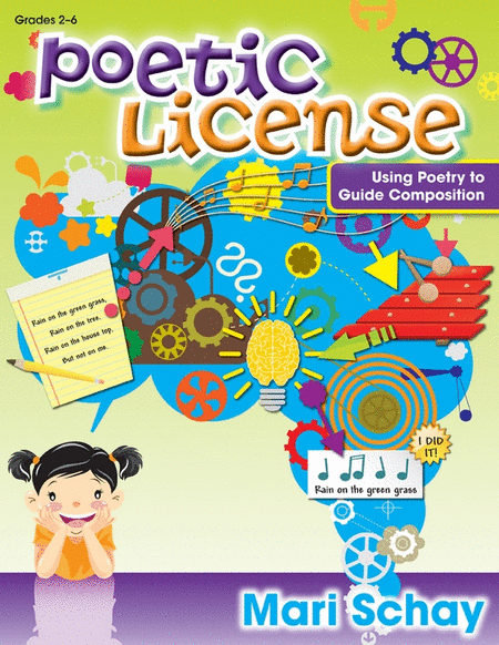Poetic License: Using Poetry to Guide Composition