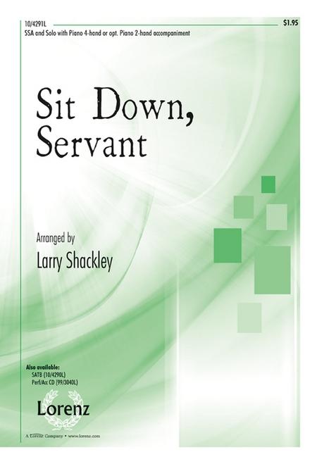 Sit Down, Servant