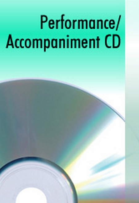 Calvary's Love - Performance/Accompaniment CD plus Split Track