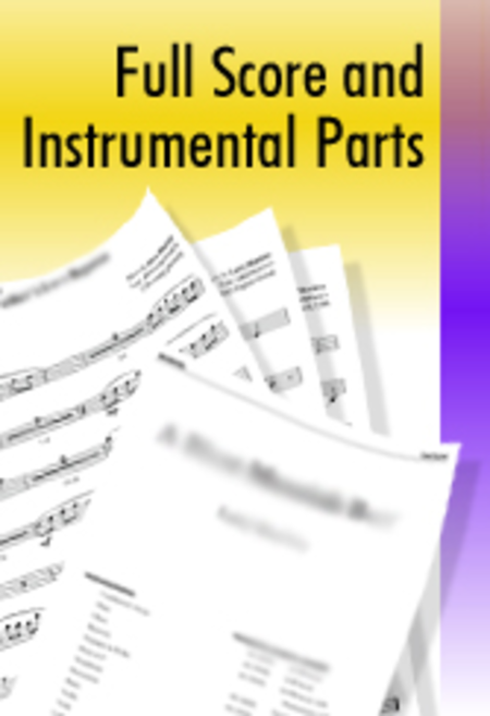 Easter Rejoicing - Instrumental Score and Parts