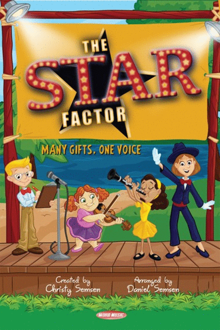The Star Factor (Accompaniment CD)