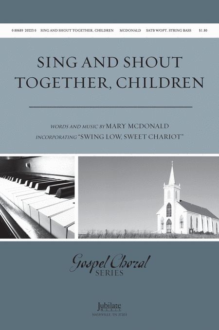 Sing and Shout Together, Children
