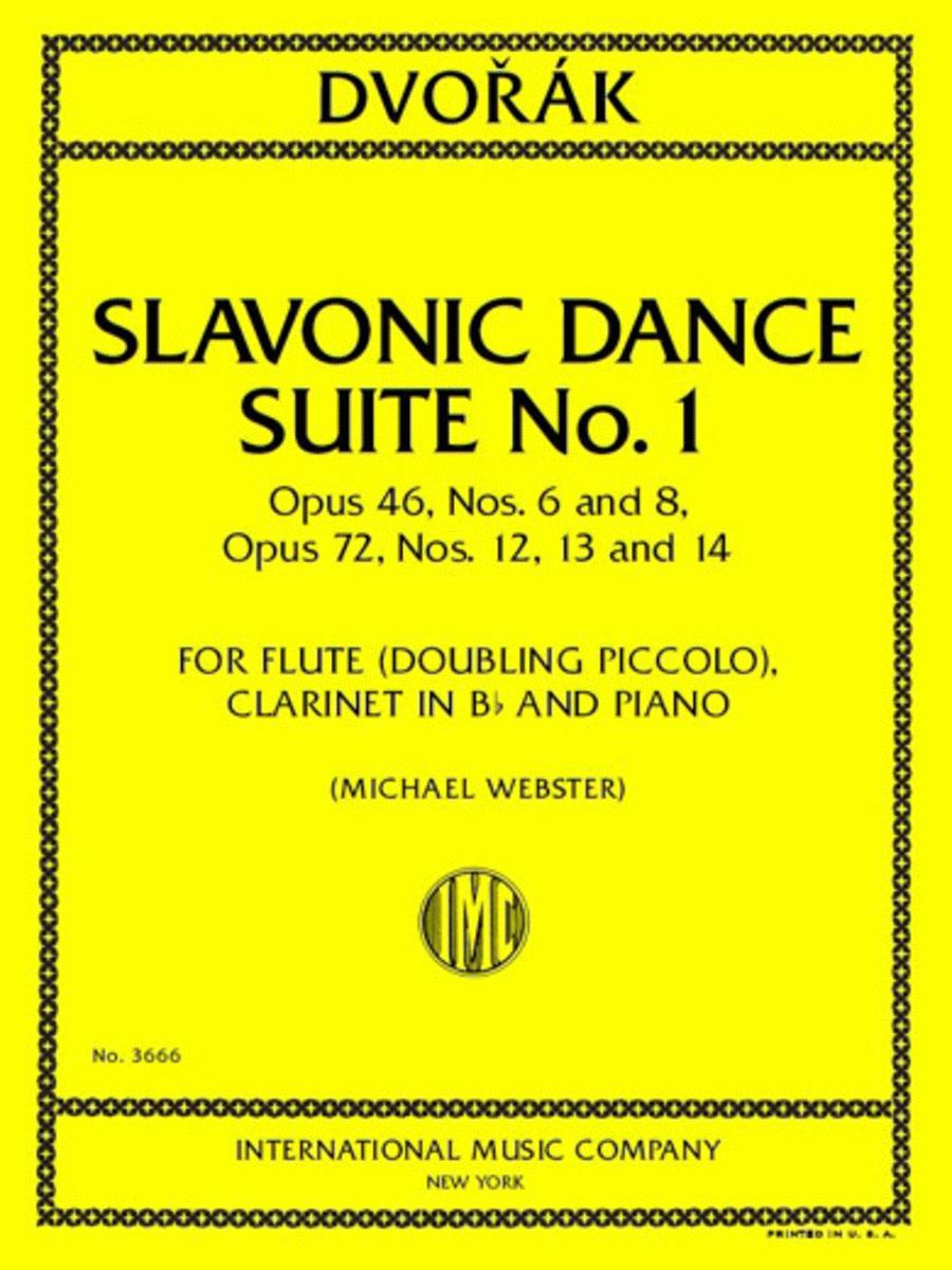 Slavonic Dance Suite No. 1