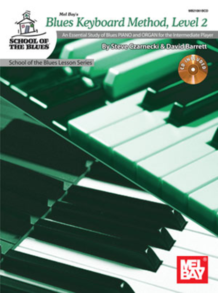 Blues Keyboard Method Level 2