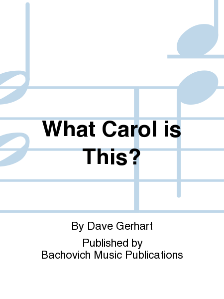 What Carol is This?