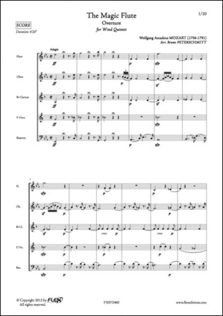 La Flute Enchantee - Overture