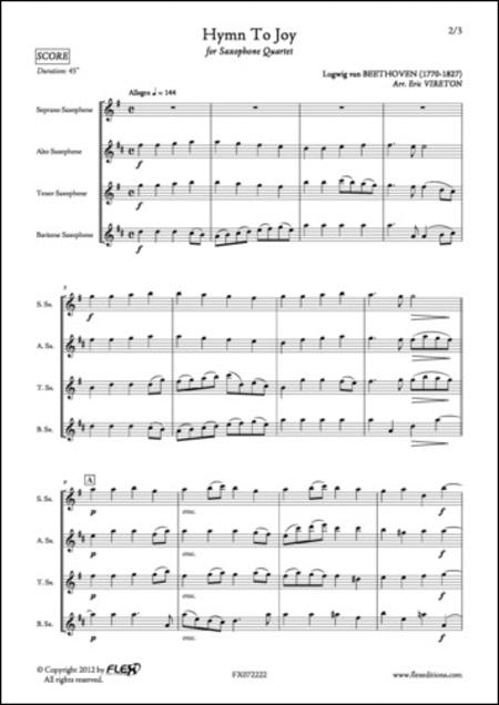 Hymn to Joy