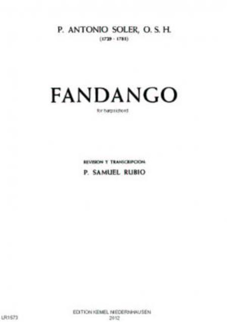 Fandango : for harpsichord