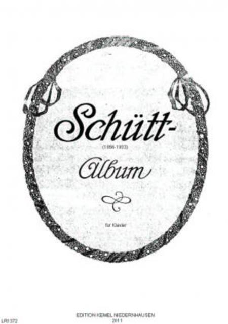 Schutt-Album : collection de morceaux celebres pour piano