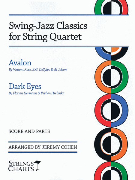 Swing-Jazz Classics for String Quartet