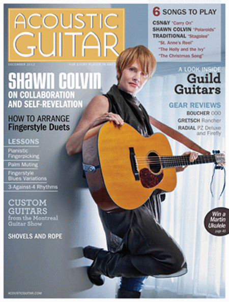 Acoustic Guitar Magazine - December 2012