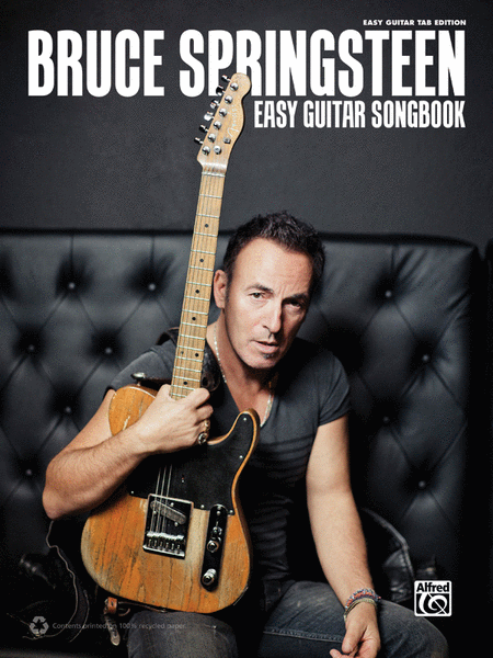 Bruce Springsteen Easy Guitar Songbook