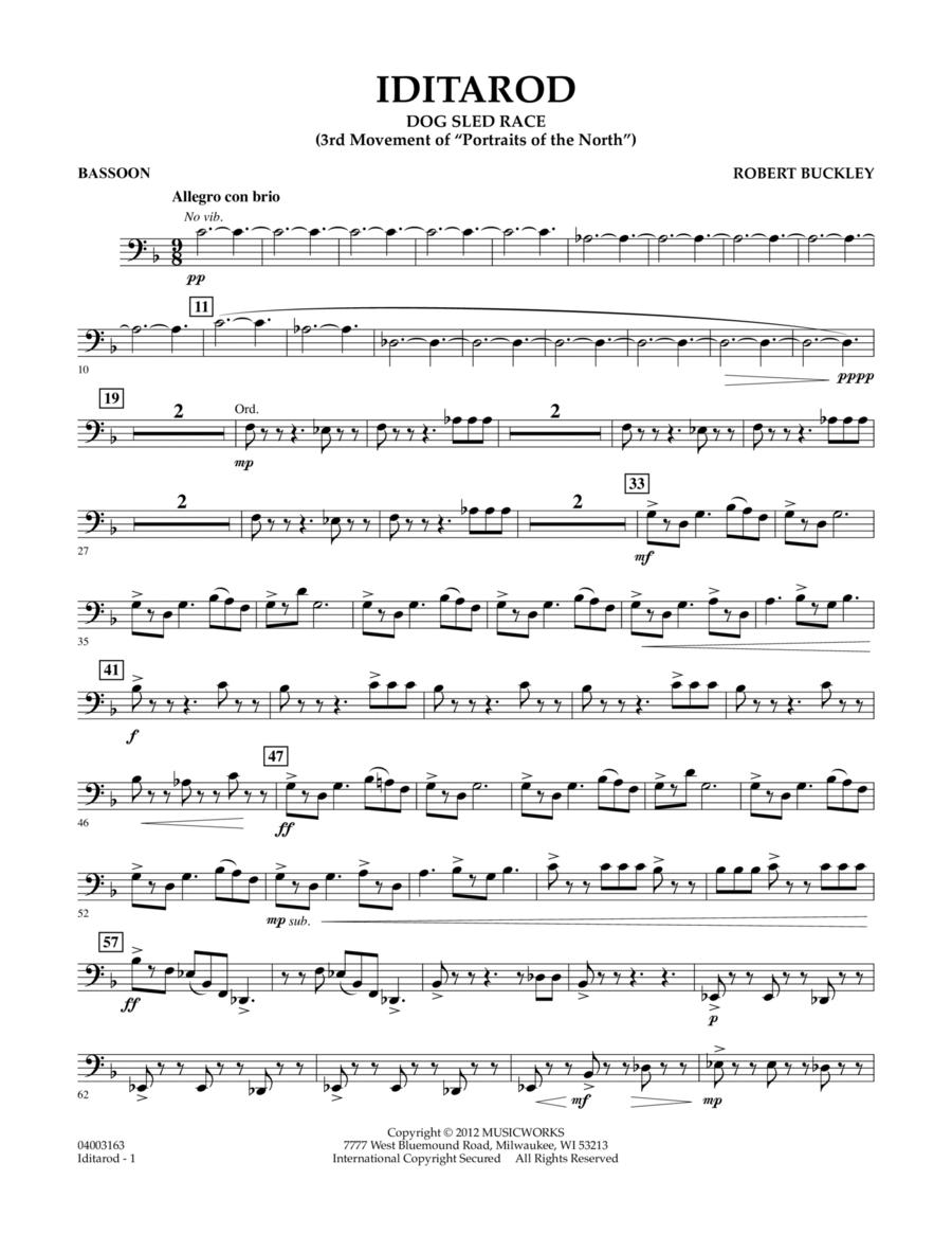 Iditarod - Bassoon