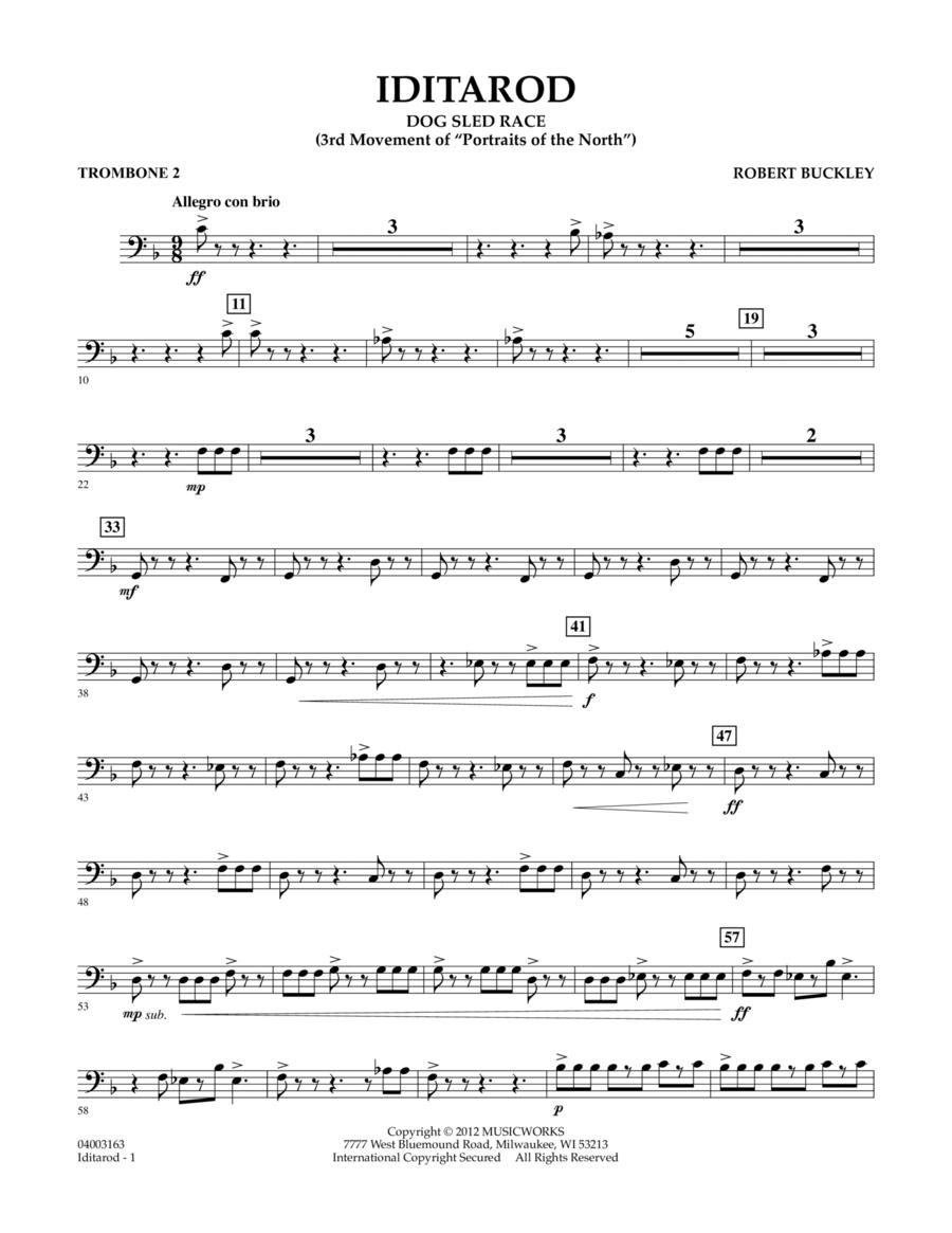Iditarod - Trombone 2