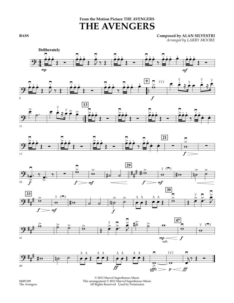 The Avengers (Main Theme) - Bass