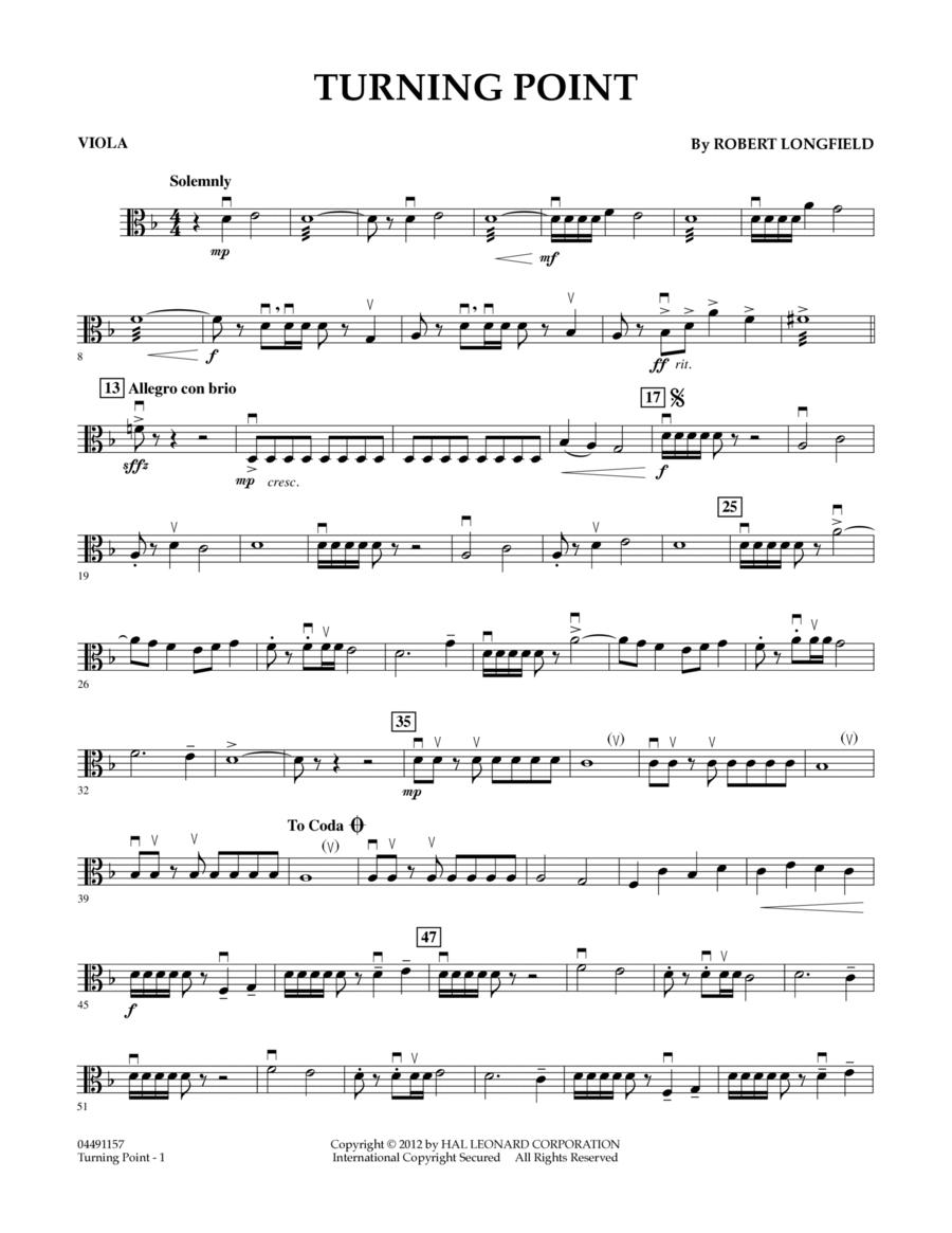 Turning Point - Viola